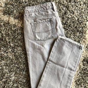 Bullhead gray jeans
